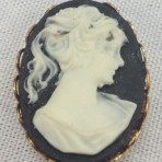 Cameo Button Cover