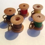5 Spool Buttons