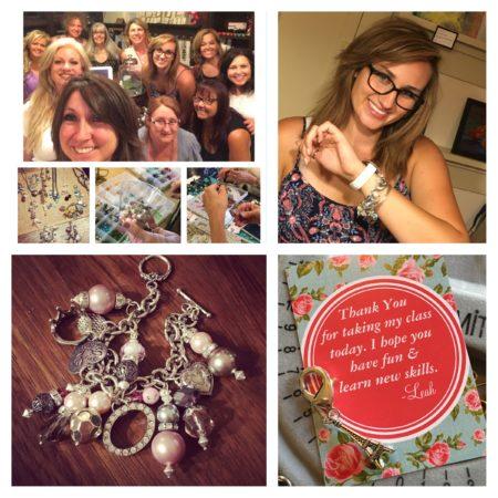 Ruby Mae Jewelry Workshop at Alis Living 7.21.16