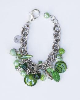greengoddessbuttonbracelet