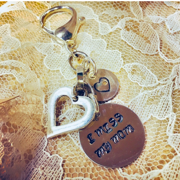 Charm Pull For A  Mom Missing Her Mom