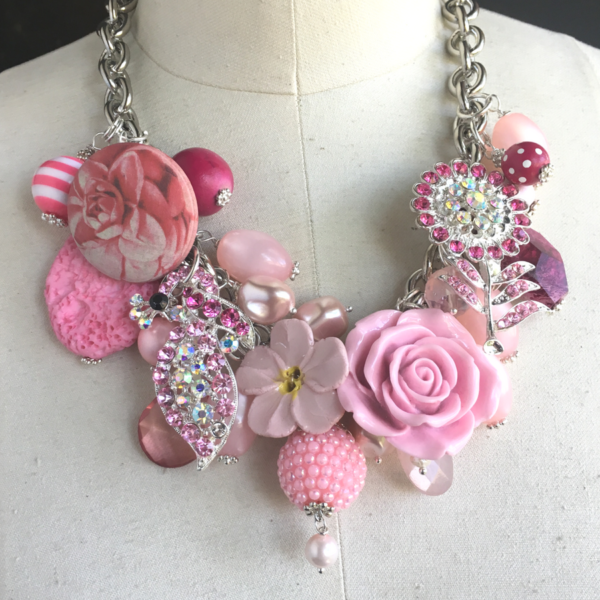 Pink Passion Necklace