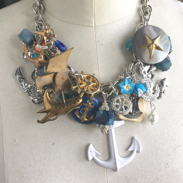 Anchors Aweigh Necklace